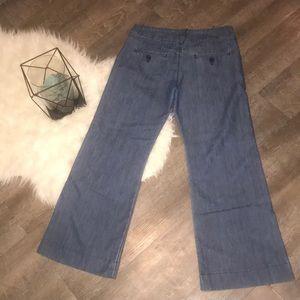 Anthropologie Jeans - Pilcro Anthropologie Wide Leg Jean Sz 28
